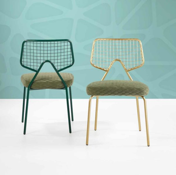 Planet S1 Side Chair DeFrae Contract Furniture Range
