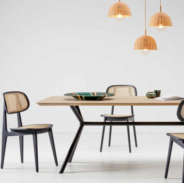 Elias Dining Table Vincent Sheppard at DEFrae Contract Furniture