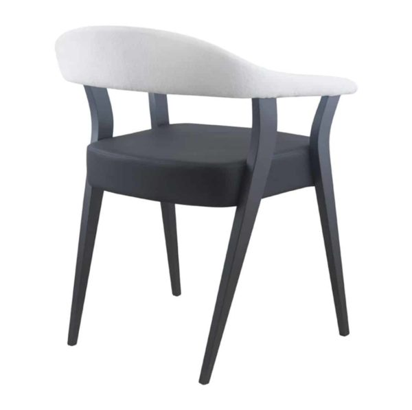 Gianna Armchair DeFrae Contract Furniture Back View