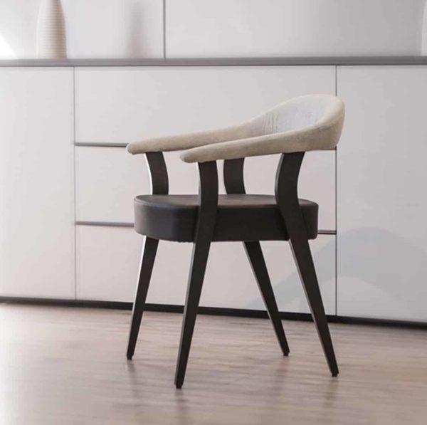 Gianna Armchair DeFrae Contract Furniture In Situ 2