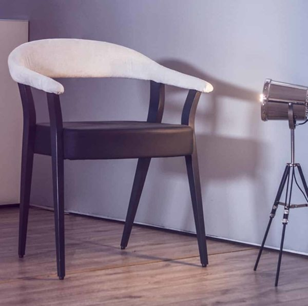 Gianna Armchair DeFrae Contract Furniture In Situ Hero