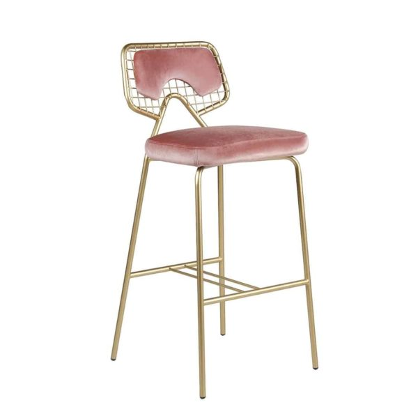Planet S1 Bar Stool DeFrae Contract Furniture