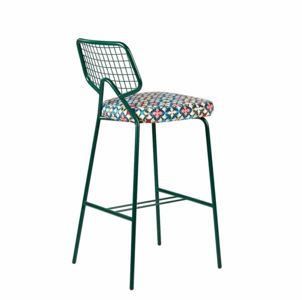 Planet S1 Bar Stool DeFrae Contract Furniture Back View