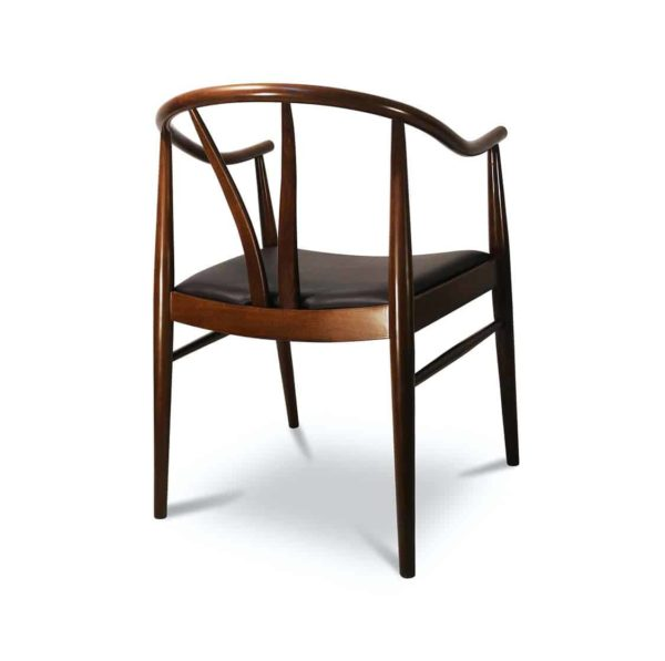 Cervia P Armchair Back Vie DeFrae Contract Furniture