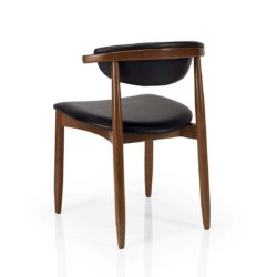 Joanna M954 Side Chair DeFrae Contract Furniture Back