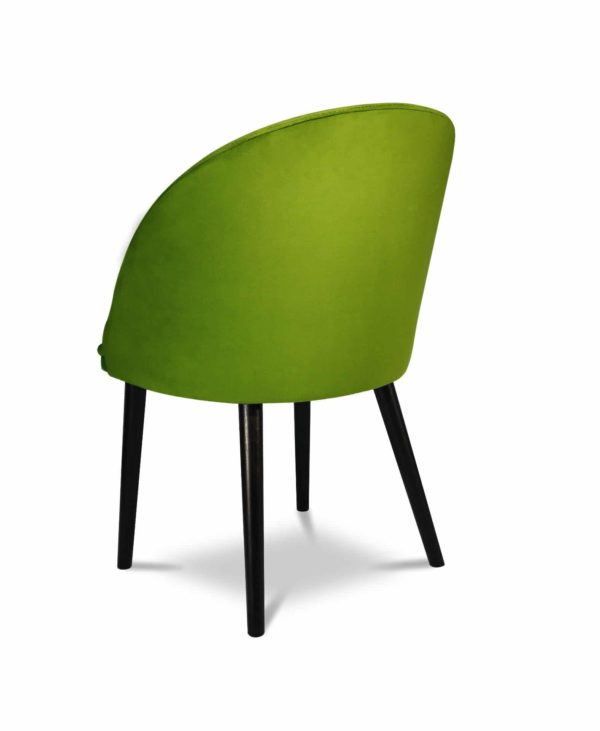 Nemo Restaurant Chair DeFrae Contract Furniture Back View