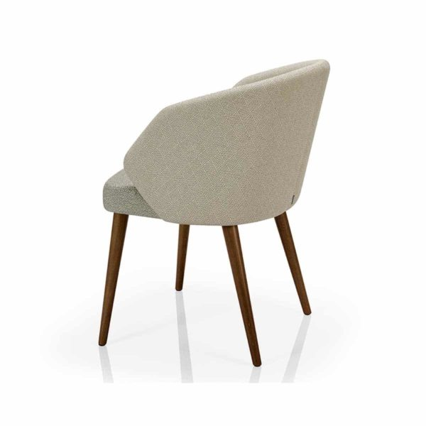 Alissa A970 CST Armchair DeFrae Contract Furniture Back View