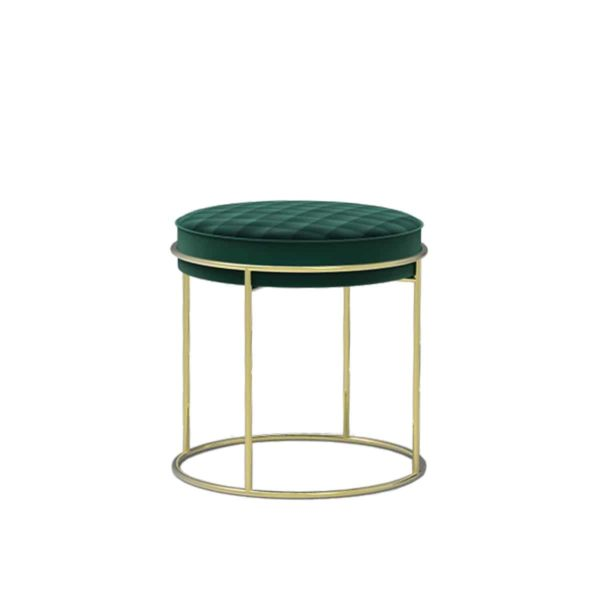 Atollo Ottoman Stools by Calligaris at DeFrae Contract Furniture Forest Green