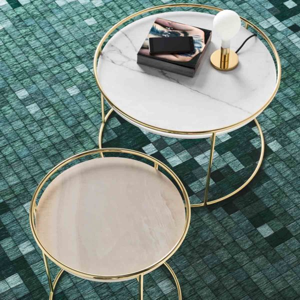 Atollo Side Table by Calligaris at DeFrae Contract Furniture 2