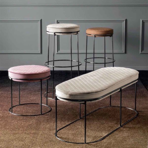 Atollo Stools by Calligaris at DeFrae Contract Furniture