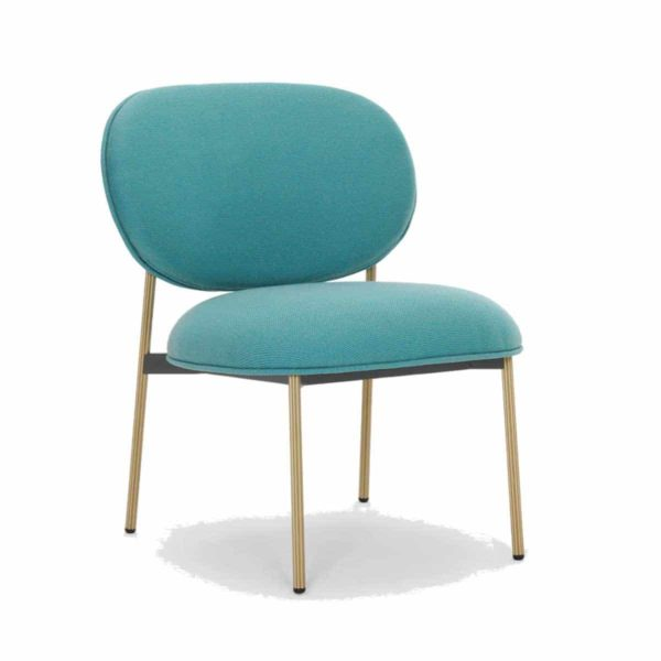 Blume 2951 Lounge Chair Pedrali at DeFrae Contract Furniture