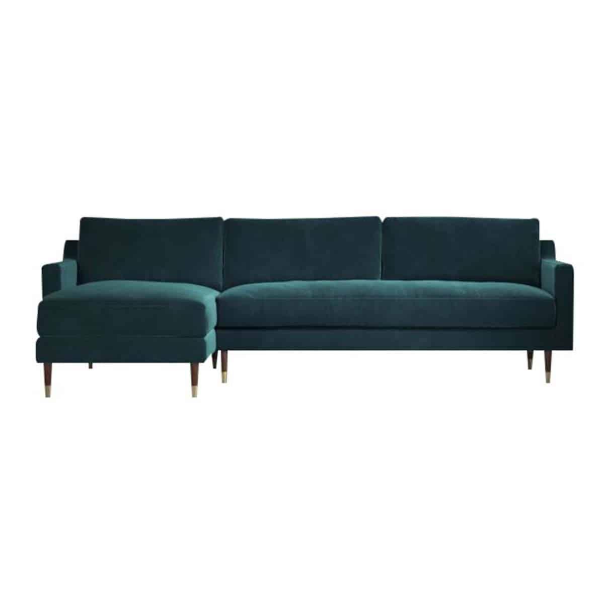 Dallas Corner Sofa DeFrae Contract Furniture