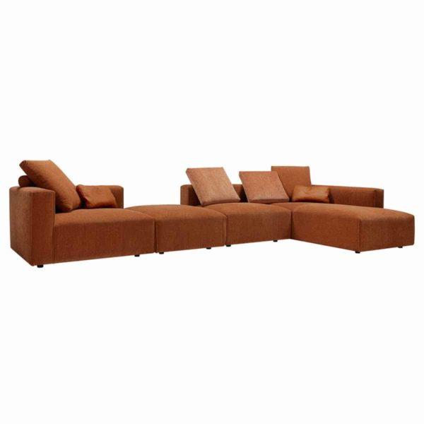 Liam Corner Sofa DeFrae Contract Furniture