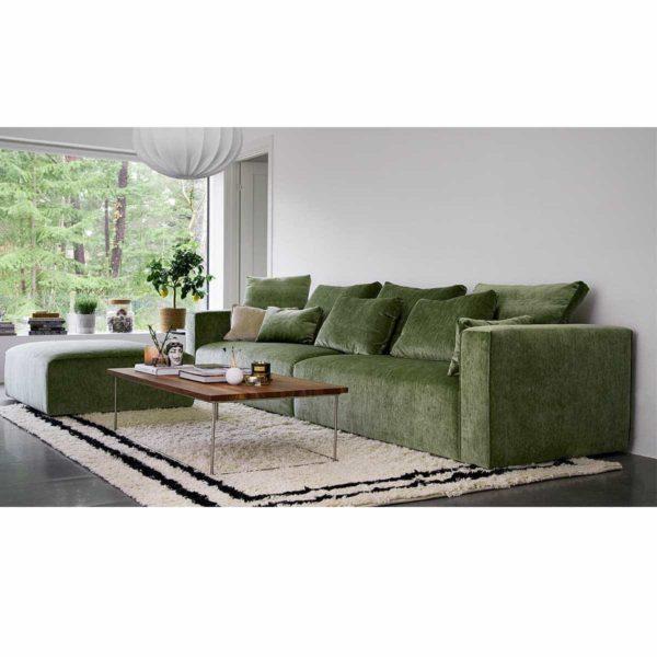 Liam Large Sofa DeFrae Contract Furniture in situ
