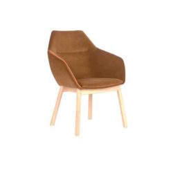 Pentagon Lounge Chair DeFrae Contract Furniture