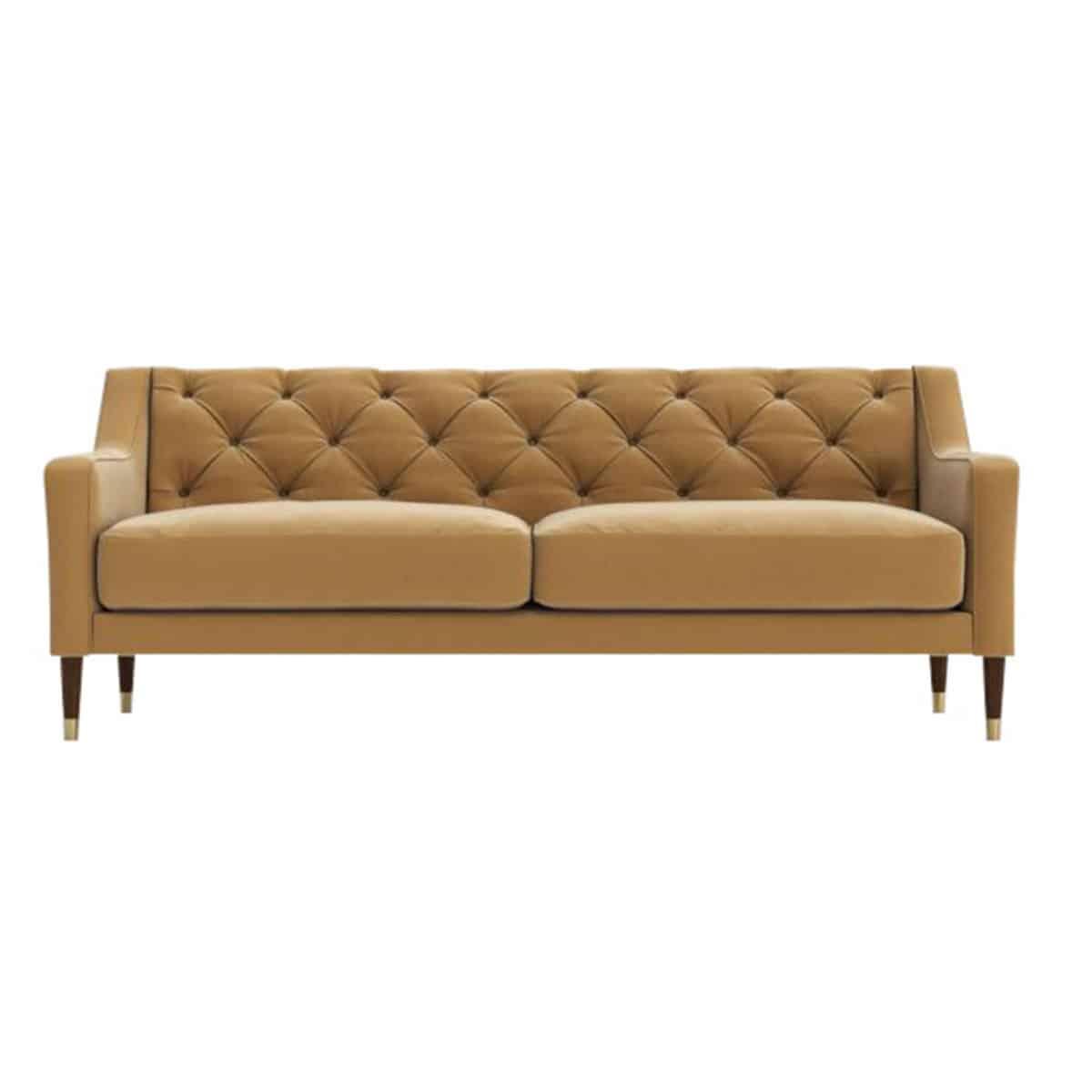 Ricardo Sofa with button back DeFrae Contract Furniture