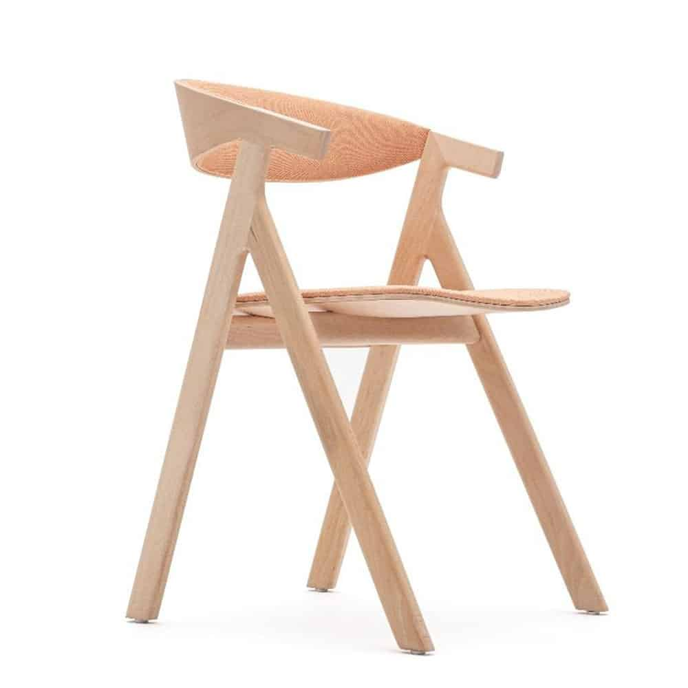Apricot Chair DeFrae Contract Furniture