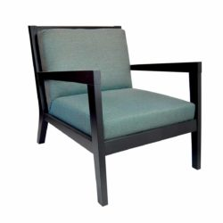 Clooney lounge armchair DeFrae Contract Furniture