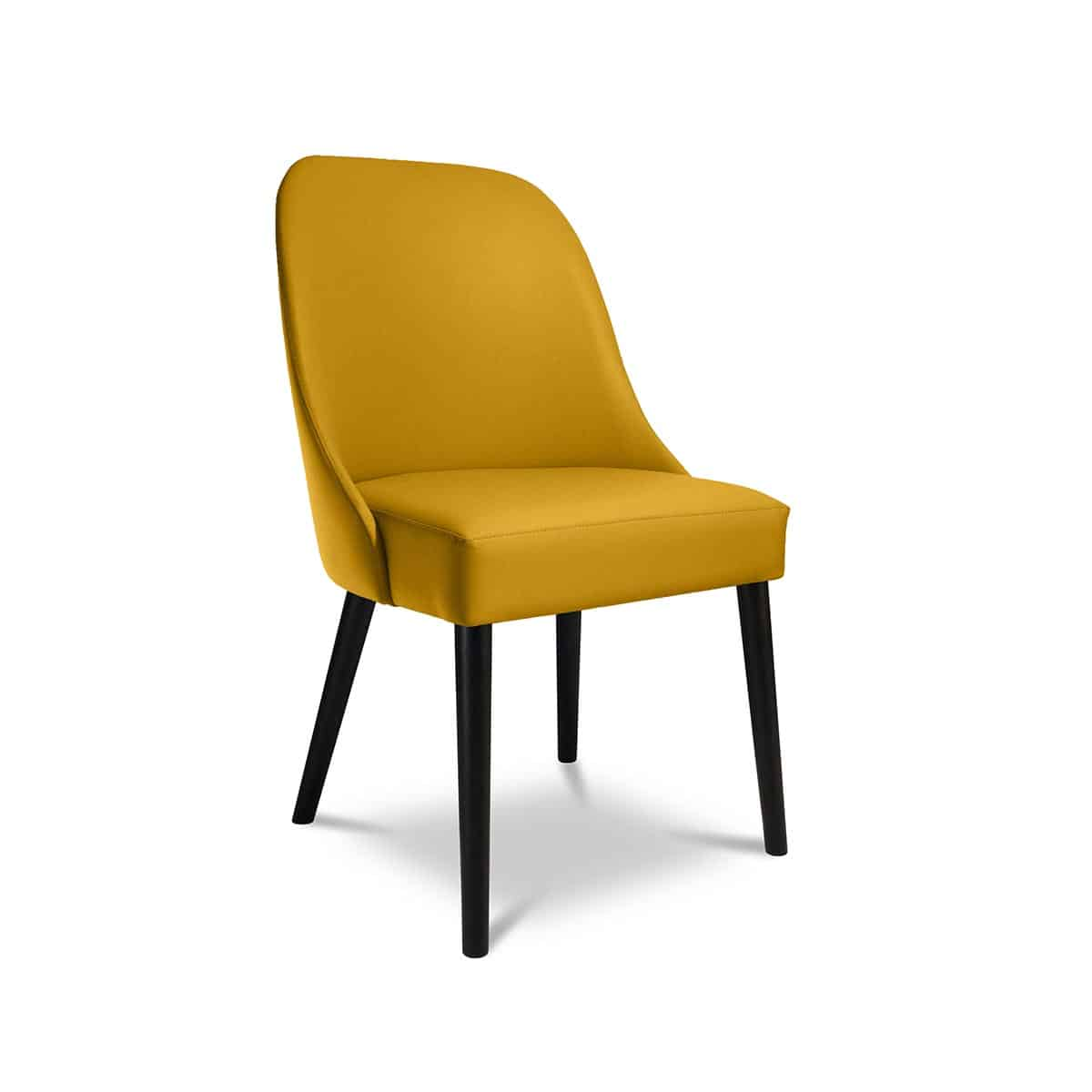 Donatella Round Legs Side Chair DeFrae Contract Furniture
