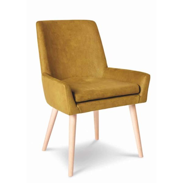 Bibi Side Chair DeFrae Contract Furniture