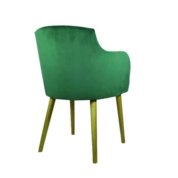 Pixie Armchair DeFrae Contract Furniture Back View