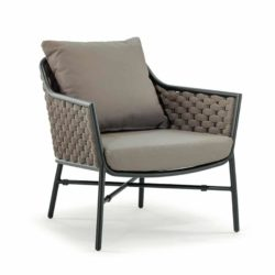 Panama Lounge Chair DeFrae Contract Furniture
