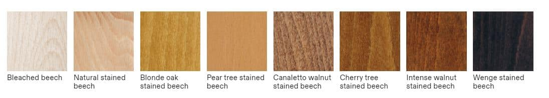 Cantarutti Beech Wood Stains