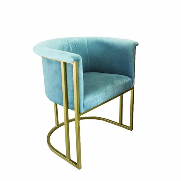 Honey M5270 Armchair at DeFrae Contract Furniture Aqua