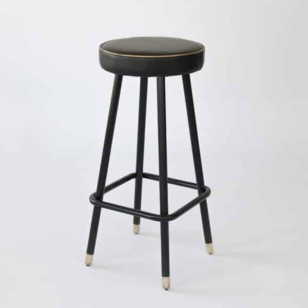 Block B Bar Stool DeFrae Contract Furniture