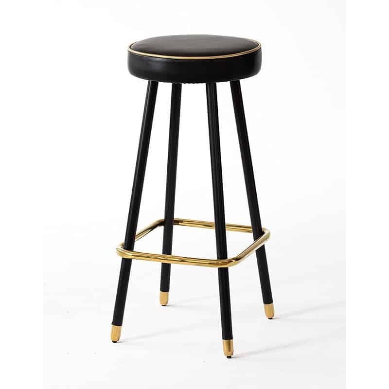 Block B2 Bar Stool DeFrae Contract Furniture